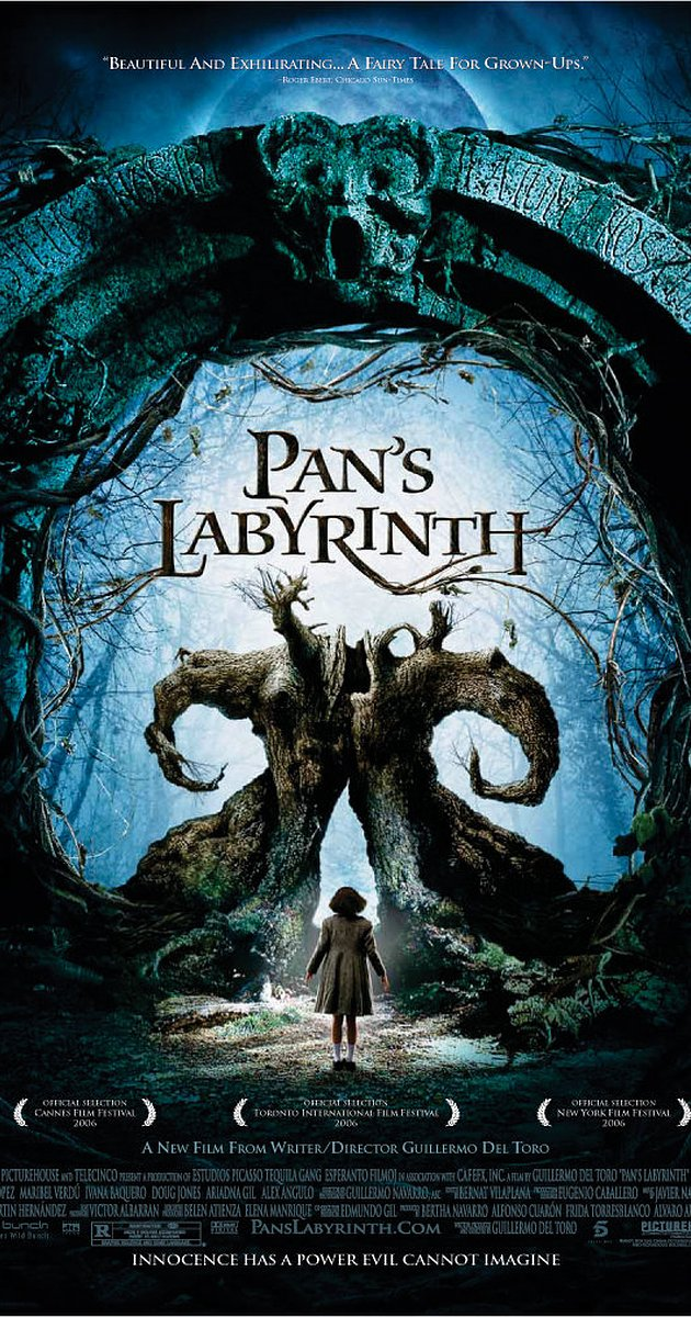Pan's Labyrinth Sends Me Down a Rabbit Hole