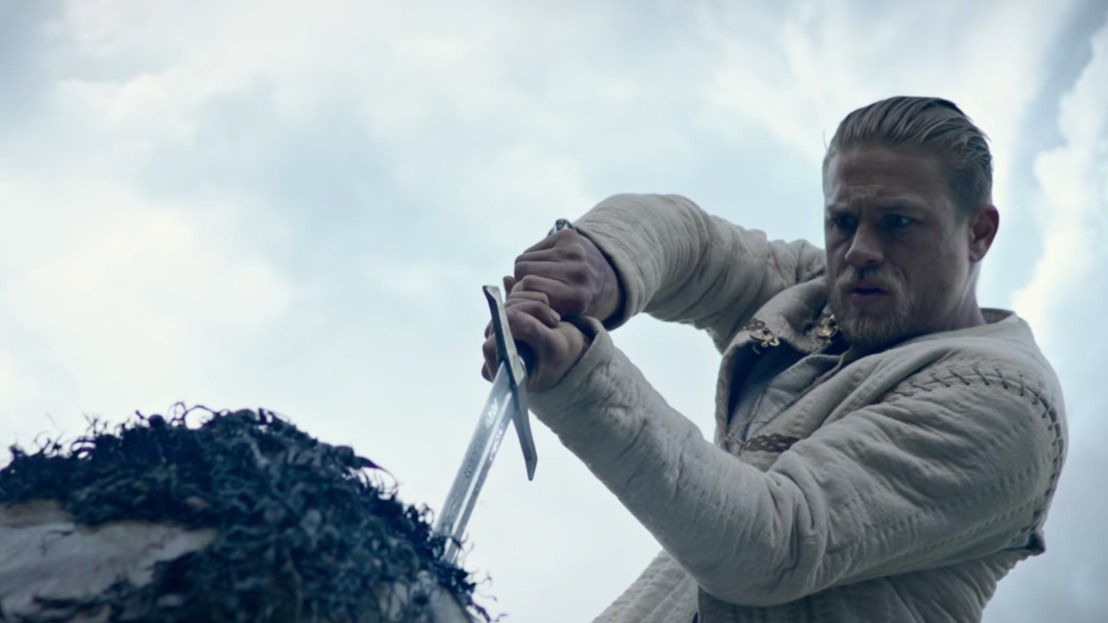 Why You Don't Want to Pull Out 'King Arthur: Legend of The Sword' From Your Local Redbox?